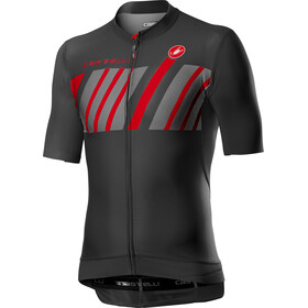 Castelli Hors Categorie Jersey Korte Mouwen Heren, dark gray